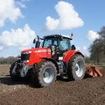 Agrarisch loonwerk bij Reimink